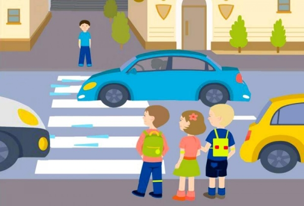 Saugaus eismo pamoka